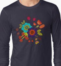 Magischer Nacht Garten T-Shirt