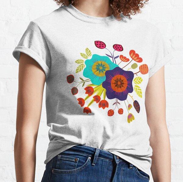 Magical night garden Classic T-Shirt