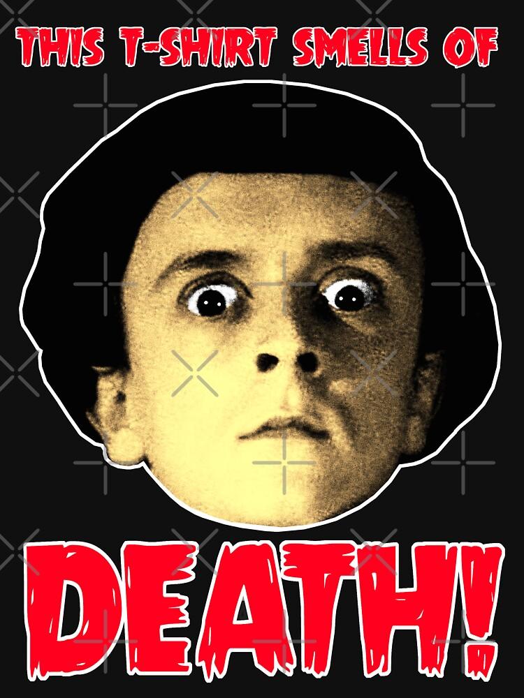 PETER BARK Dieses T-Shirt riecht nach Tod! von shnooks