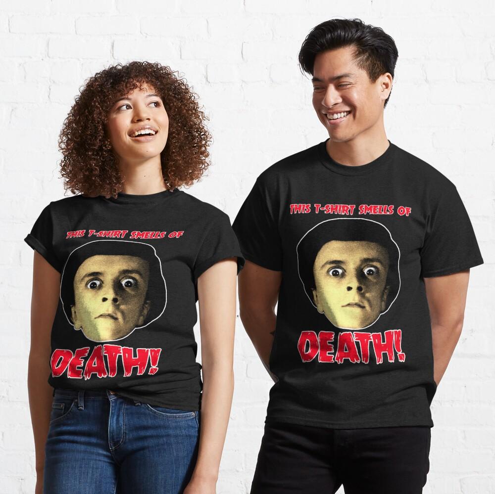 PETER BARK Dieses T-Shirt riecht nach Tod! Classic T-Shirt