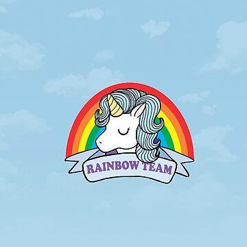 Rainbow team1 by LuccioB