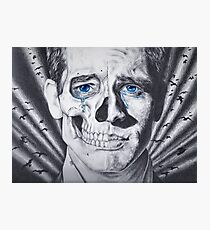 DOAB insp. Skeleton Beebo Photographic Print
