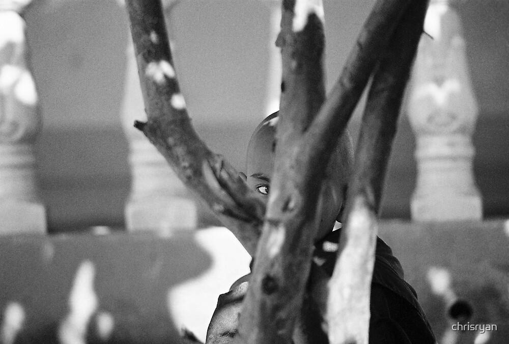 Monk Burma by chrisryan