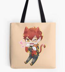 Kitty 707 Tote Bag