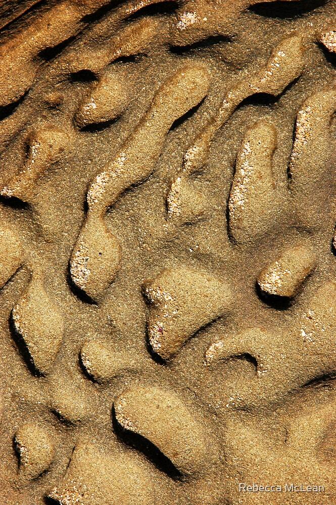 Rock Patterns by Rebecca McLean