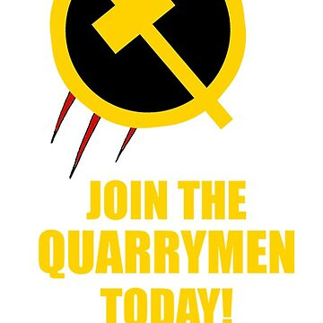 Join the Quarrymen today! by whovian917