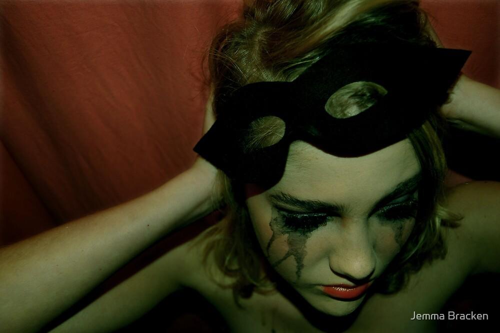no more mascarade by Jemma Bracken