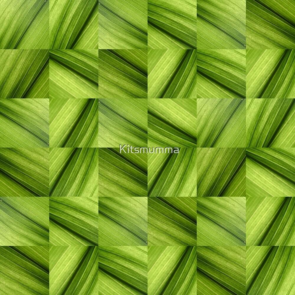 Leaf Collage by Kitsmumma