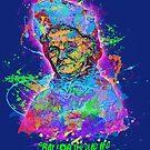 Mother Jones #BeBoldForChange #IWD2017 by Beverly Lussier