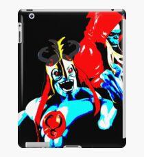 Ancient Spirits of Evil... iPad Case/Skin