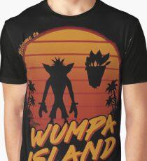 wunpa island Graphic T-Shirt
