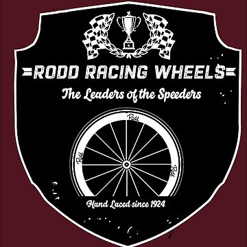 Rodd Racing Wheels by MacYourselfhome