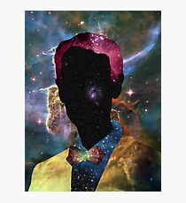 Bill Nye the Interdimensional Guy Photographic Print