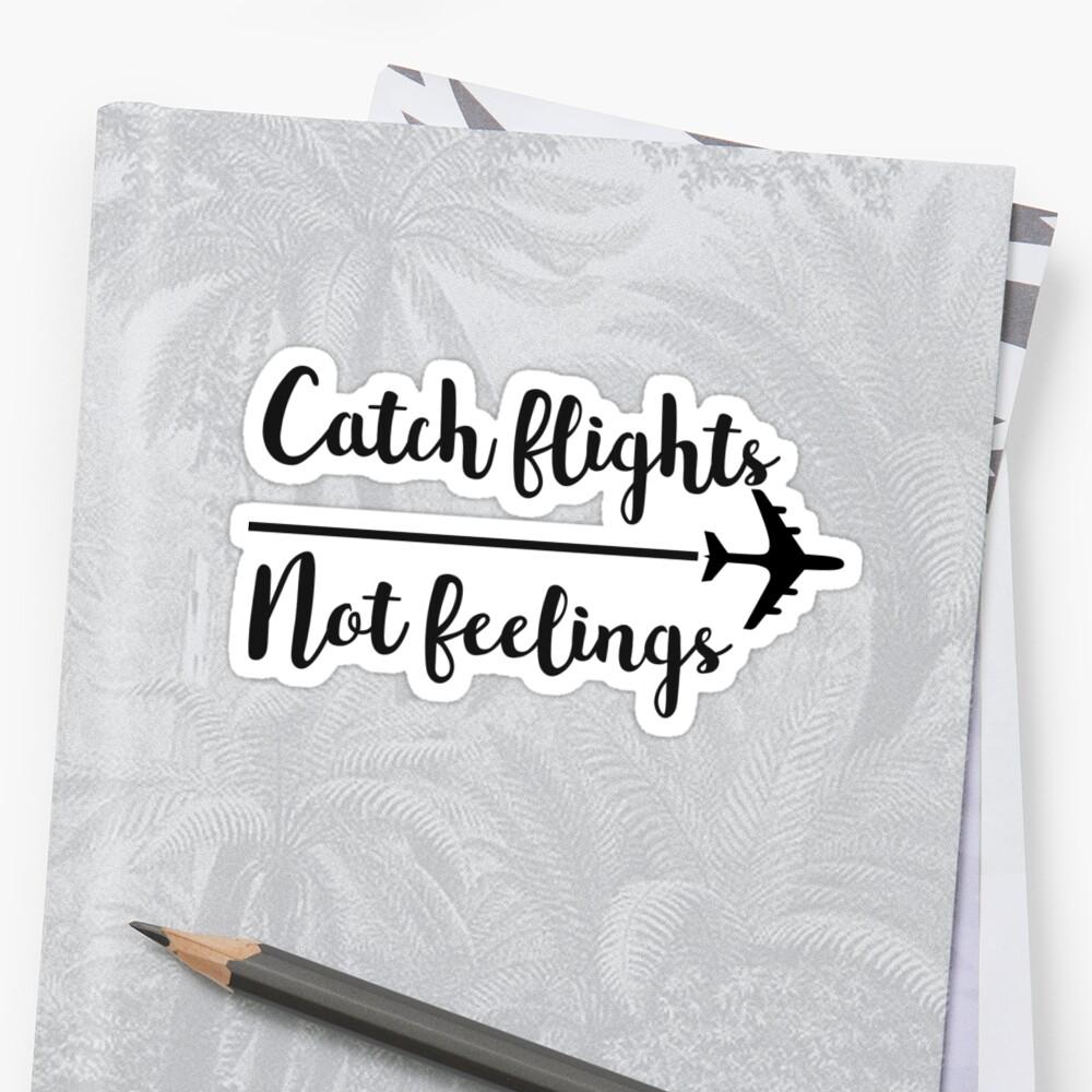 Atrapa vuelos Pegatina