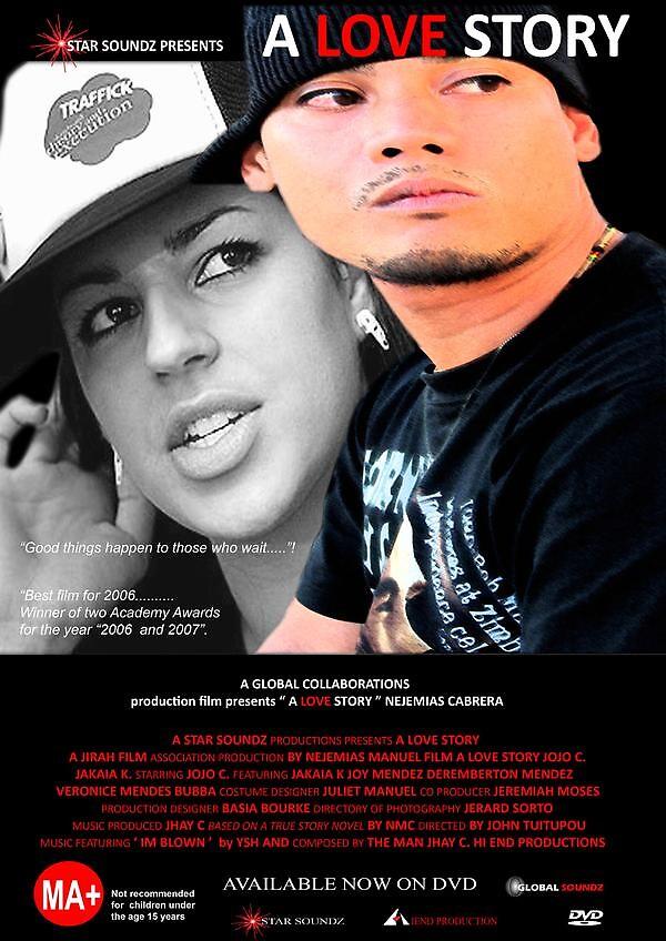 A love story  by Nejemias