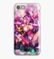 Arcade Miss Fortune iPhone Case/Skin