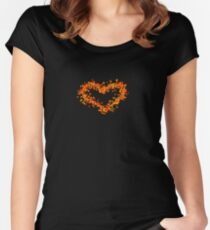 lurve Women's Fitted Scoop T-Shirt