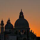 Venetian sunset by almaalice