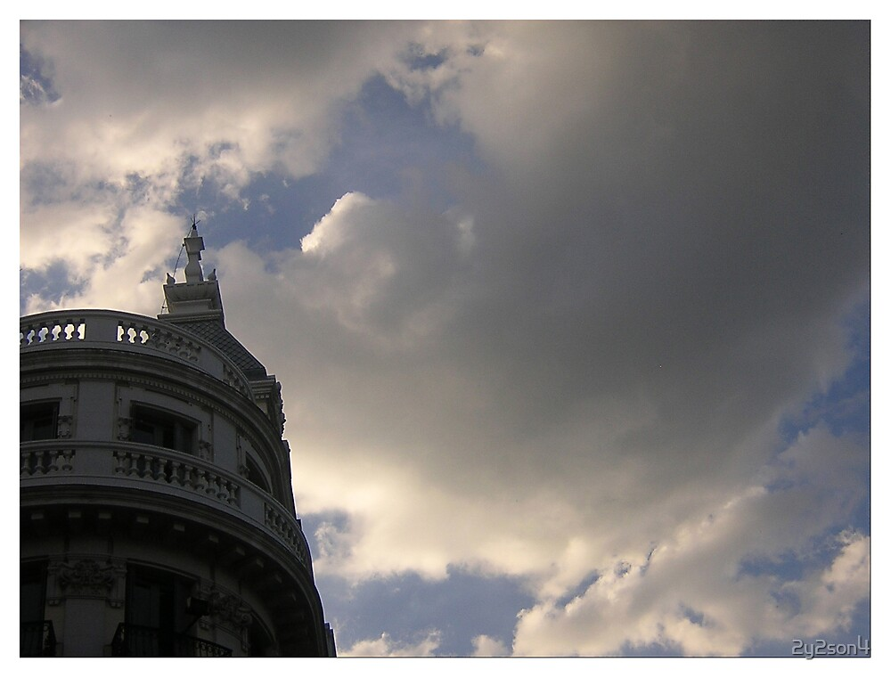 Cielo de Madrid by 2y2son4