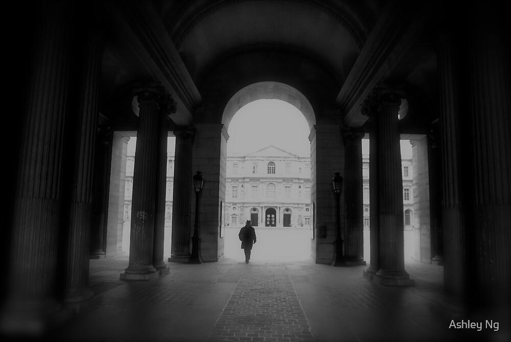 walking memories by Ashley Ng