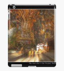 The Past Alive in the Present in Ghana Fine Art Poster iPad Case/Skin