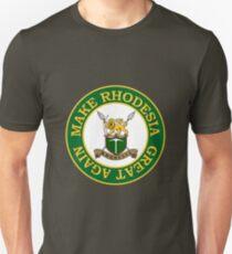 Make Rhodesia Great Again Unisex T-Shirt