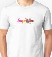 Supreme x KonoSuba Megumin Parody Small Box Logo Tee Unisex T-Shirt