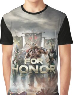 Honor Graphic T-Shirt