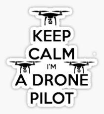 Drone Sticker