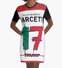 Eric Garcetti for Los Angeles Mayor 2017 Graphic T-Shirt Dress