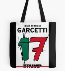 Eric Garcetti for Los Angeles Mayor 2017 Tote Bag