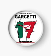 Reloj Eric Garcetti para Los Angeles Mayor 2017