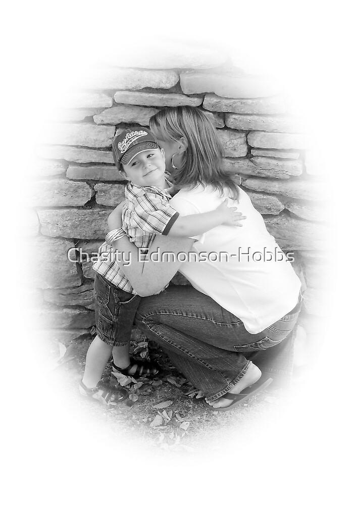 Hugs by Chasity Edmonson-Hobbs