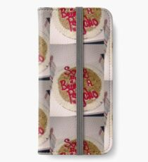 Sorry for being a PSYCHO iPhone Wallet/Case/Skin