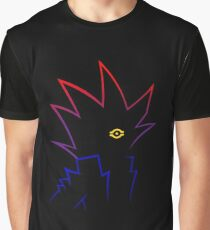 Yugi Moto Graphic T-Shirt