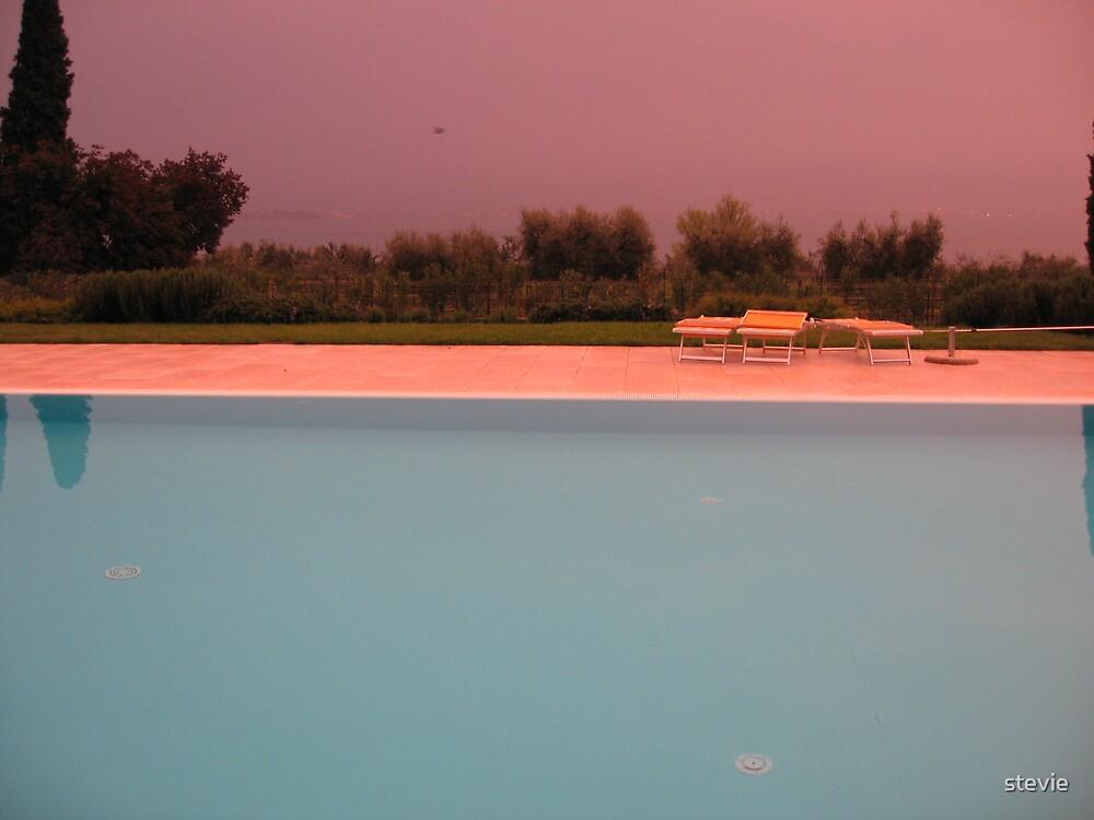 Italian Pool by stevie