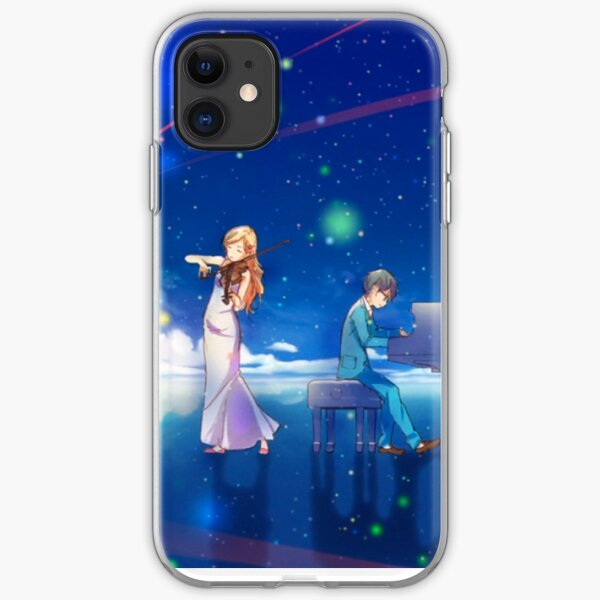 Your Lie in April iPhone Soft Case