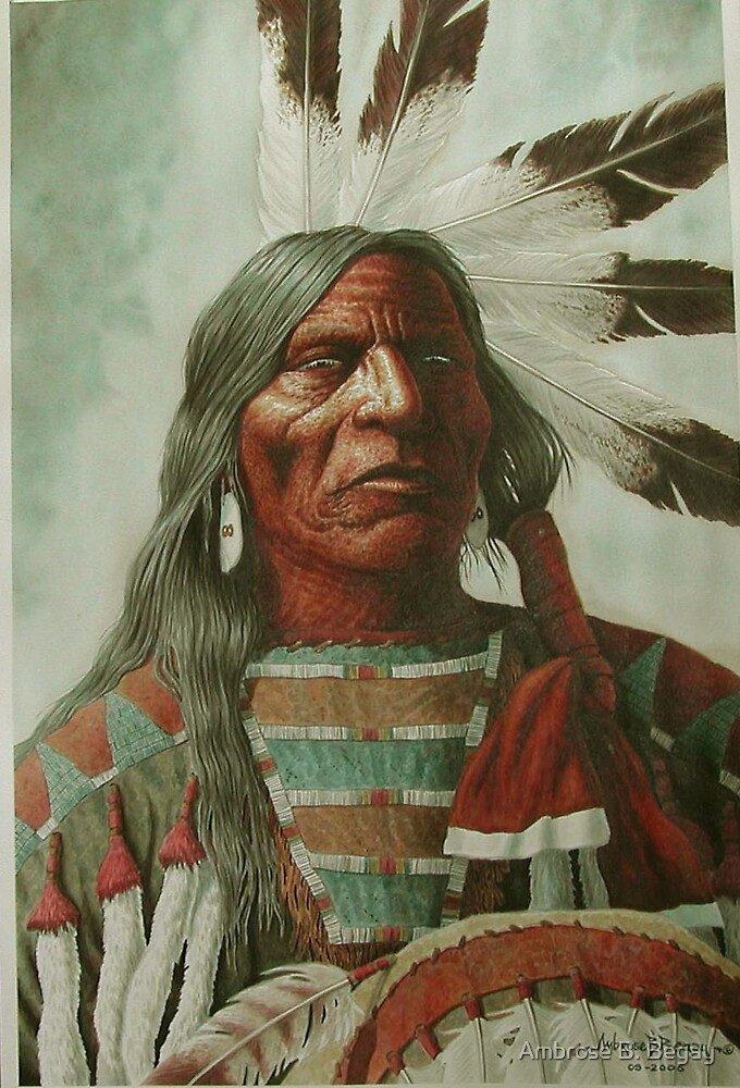 Untitled by Ambrose B. Begay