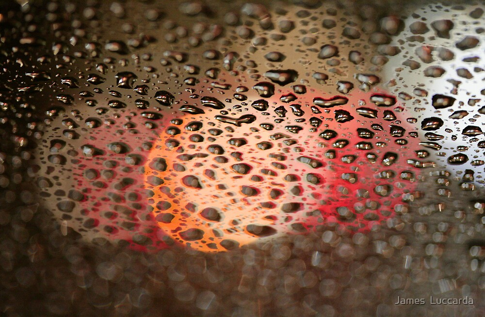 Cape Town Rain 3 by James  Luccarda