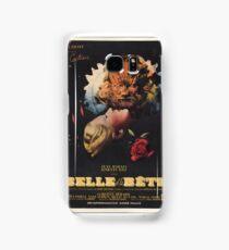 MOVIE POSTER / Jean Cocteau / La Belle et la Bête / 1946 Samsung Galaxy Case/Skin