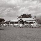 Farmhouse, Colac, Victoria by BevB