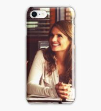 Kate Beckett iPhone Case/Skin