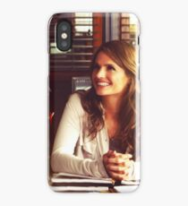 Kate Beckett iPhone Case