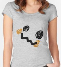 Mimiqui / Mimikyu Women's Fitted Scoop T-Shirt