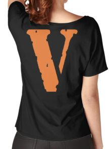 VLONE Women's Relaxed Fit T-Shirt