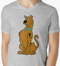 Scooby doo is back! Men's V-Neck T-Shirt