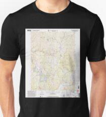 USGS TOPO Map Colorado CO Elkhorn Mountain 232941 2000 24000 T-Shirt