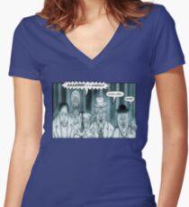 Freakshow! Women's Fitted V-Neck T-Shirt