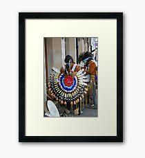 oxford natives Framed Print