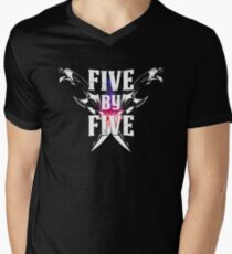 Five by Five Men's V-Neck T-Shirt